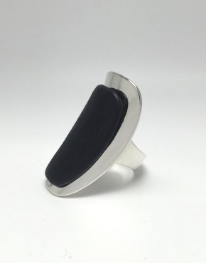 Leather Armour Armor Ring 1