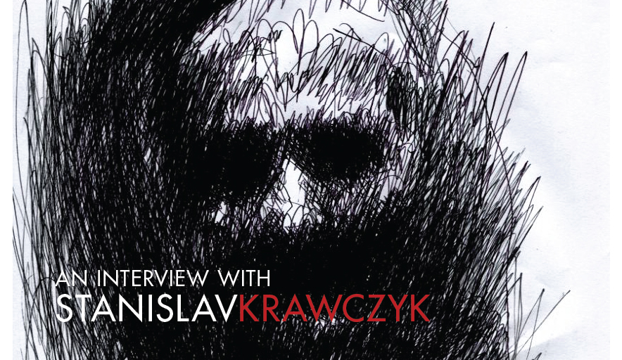 An interview with dark artist Stanislav Krawczyk, by Intenebris designer Jonathan Silva
