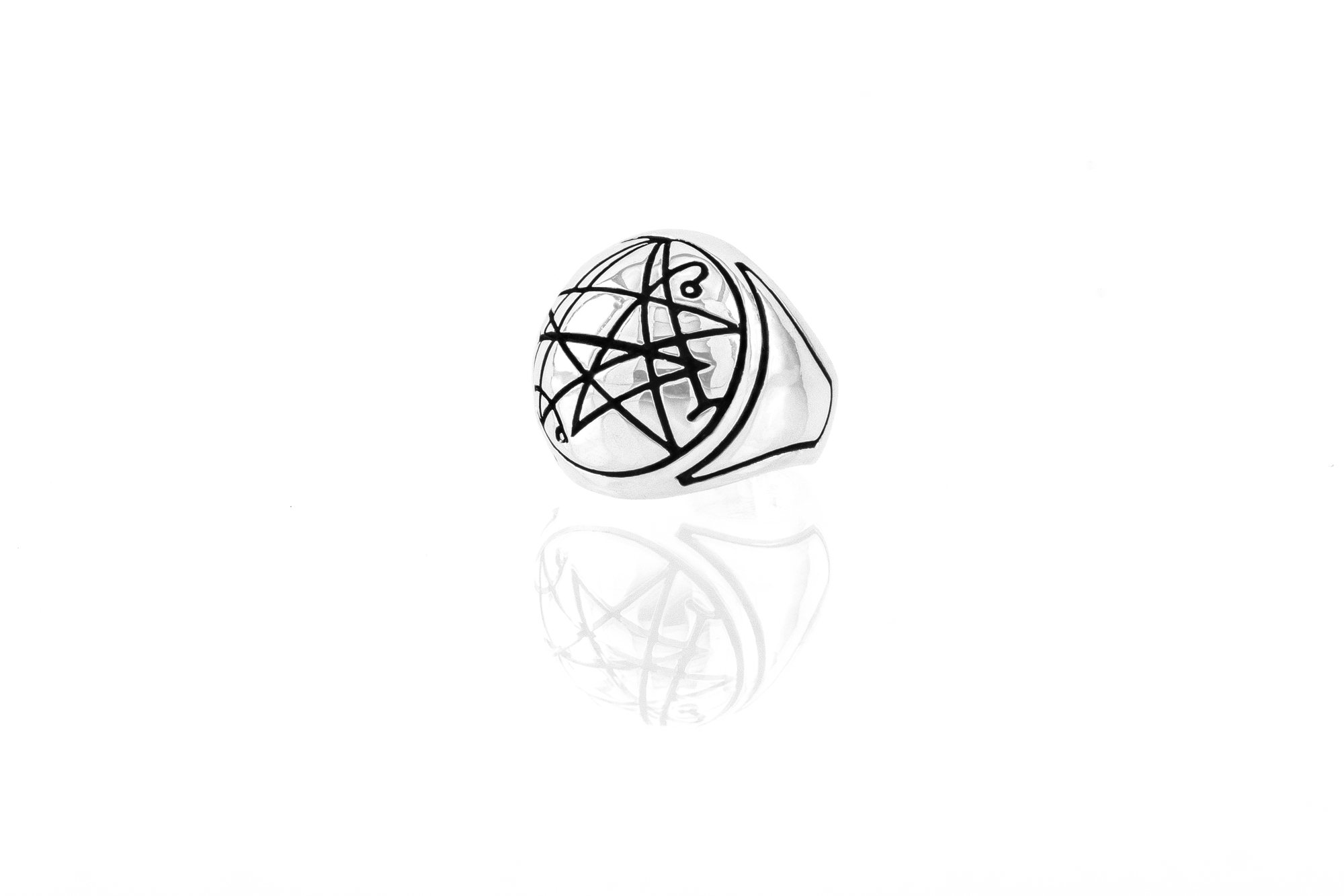 Sigil of the Gate Signet Ring