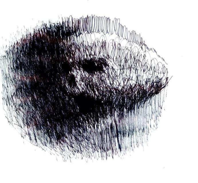 "Intenebris X Stanislav: ""PAIN"" - Original Art 3 of 3"