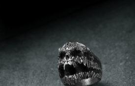 """Intenebris x Stanislav Krawczyk """"PAIN"""" Ring"""