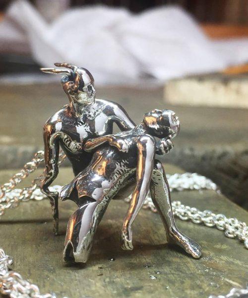 vincent castiglia the sleep pendant intenebris jewelry