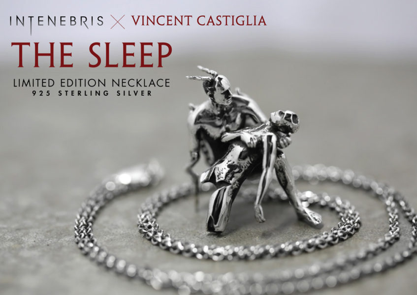 Intenebris the Sleep Pendant