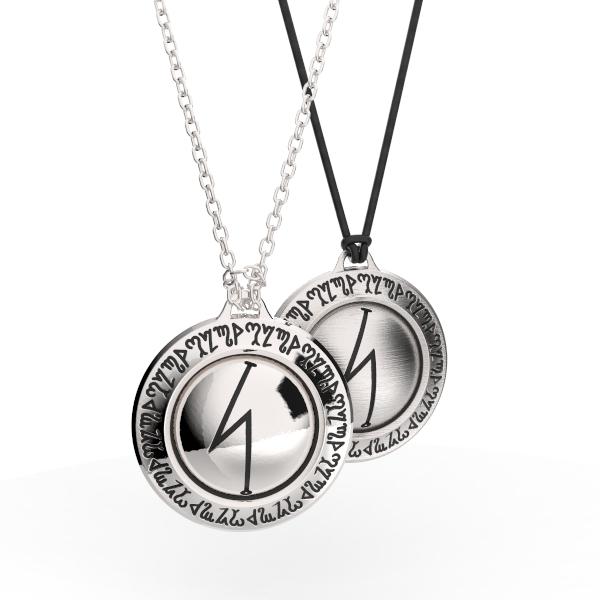 Intenebris x damien echols love talisman pendant limited edition damien echols intenebris collaboration love pendant necklace jewelry aloadofball Gallery